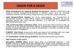 vision for g nexid