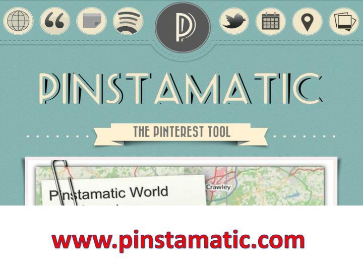 www.pinstamatic.com