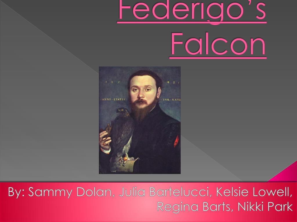 federigos falcon analysis