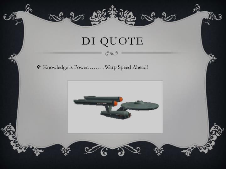 Di quote