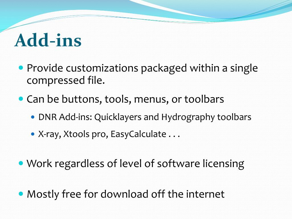 PPT - Introduction to ArcGIS PowerPoint Presentation - ID