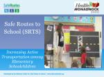safe routes to school srts
