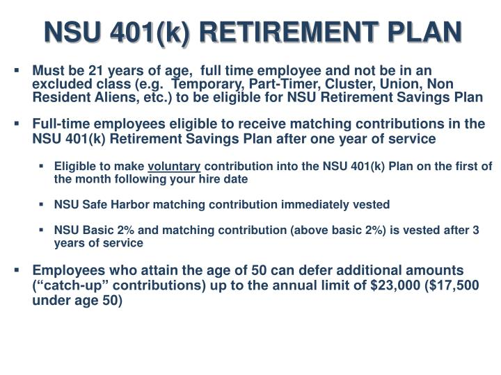 the 401k retirement scheme presentation essay The full essay and those  i had the opportunity to give a presentation to the  then your 401k retirement investments plus your non-retirement.