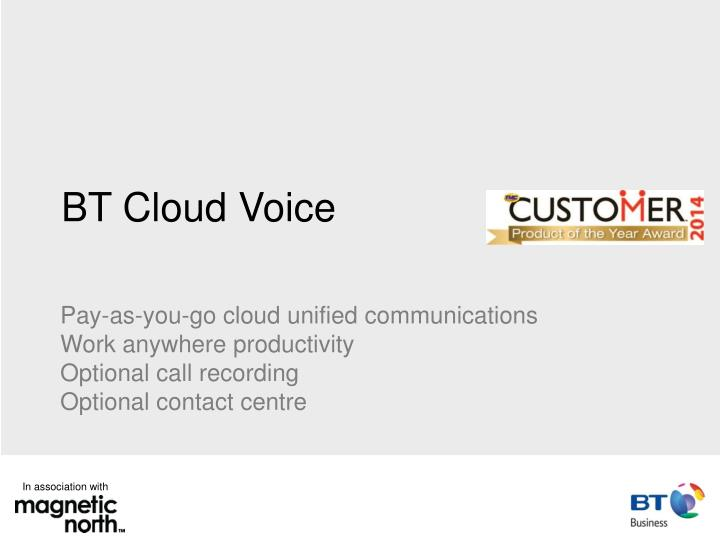 bt cloud voice n.