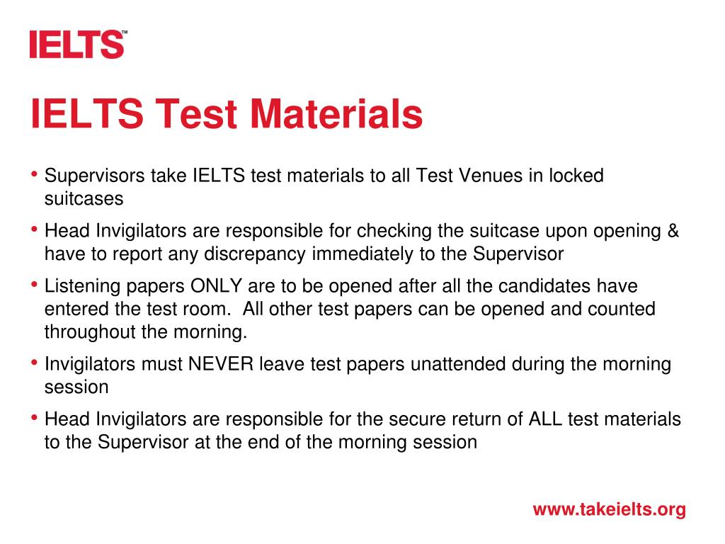 PPT - IELTS Operations PowerPoint Presentation - ID:1626109