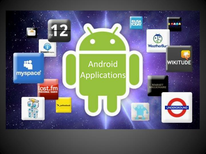 android applications n.