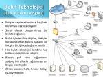 bulut teknolojisi cloud technologies