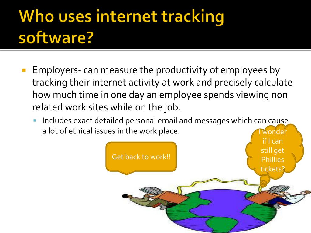 at internet tracking