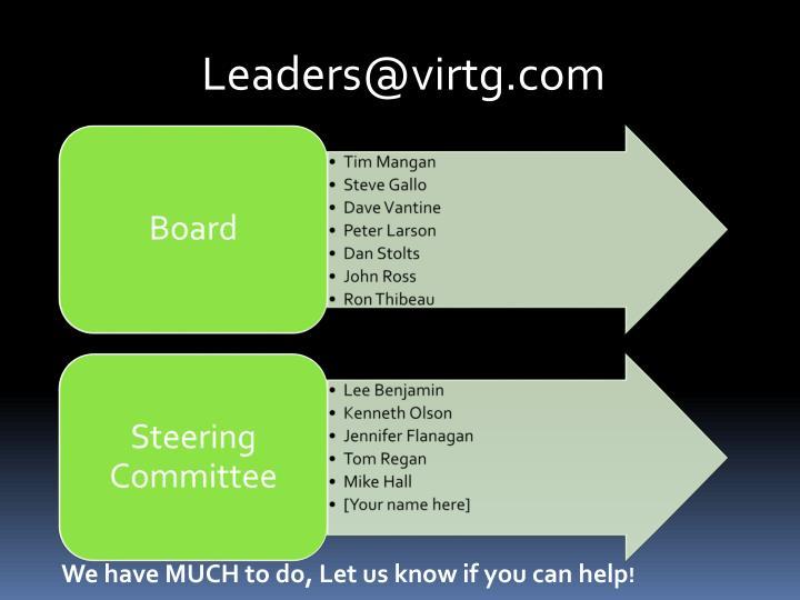 Leaders@virtg.com