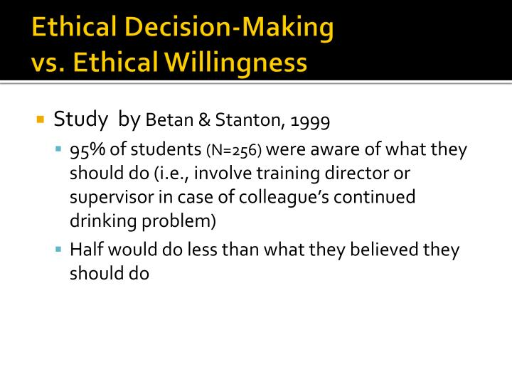 ethical decision making nike case study From the case study we know that the corporate culture in nike did not have a strong ethical focus which was to encourage its employees of the factories in many other countries to practice the ethical behaviours in the past however, nike then implements some efforts to instil ethical behaviours and.