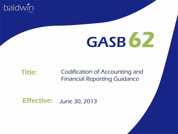 accounting codification The codification superseded (replaced) all then-existing sec accounting and reporting standards by reorganizing the existing authoritative literature now, only one level of authoritative us gaap exists, other than guidance issued by the securities and exchange commission (sec.