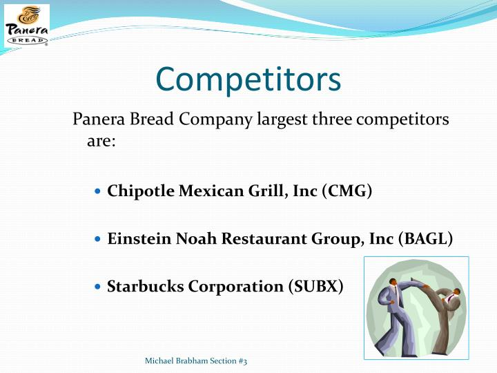 panera bread company case analysis This case can be used to analyze the financial forecasts of various horizons and the relative desirability of the various sources of funding 2007 drew to a close, panera bread company faces.