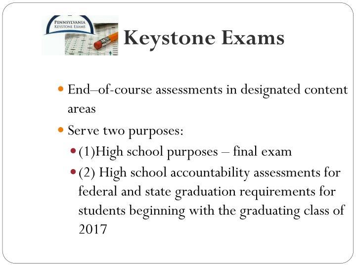 Keystone Exams