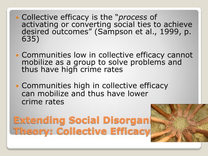 social disorganization in city of god