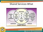 shared services what1