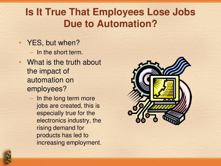 "what are the effects of losing job The high price of losing manufacturing  ""the effects are very concentrated and  well-designed job-training programs would help the government's."