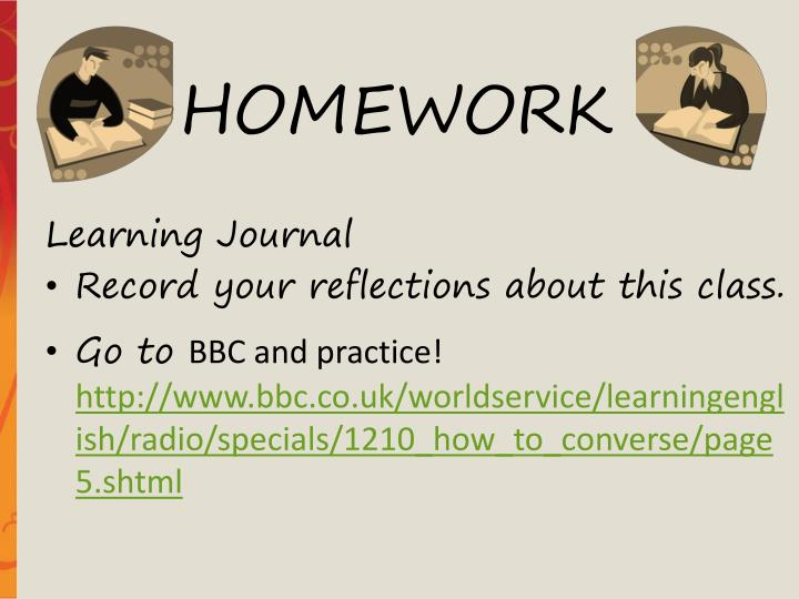 reflective learning journal ken Learning through reflective classroom practice applications to educate the reflective manager patricia raber hedberg university of st thomas reflection is an important yet often-neglected aspect of management perfor.
