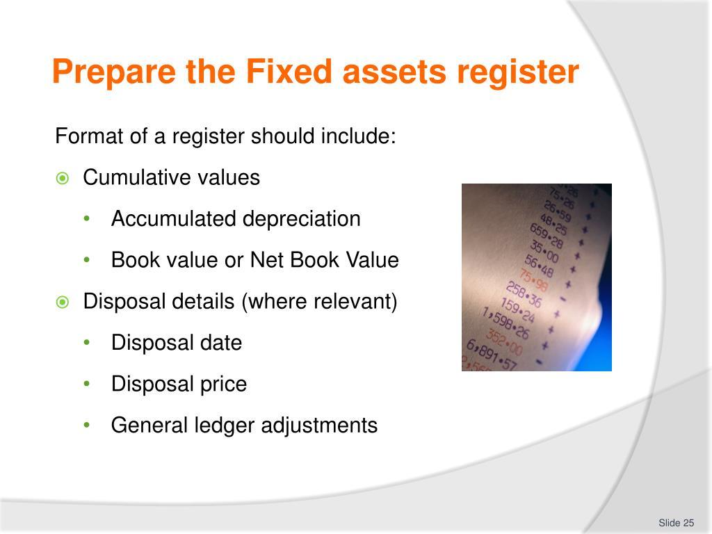 PPT - PREPARE FINANCIAL STATEMENTS PowerPoint Presentation