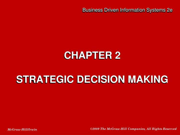 business driven information systems 2e n.