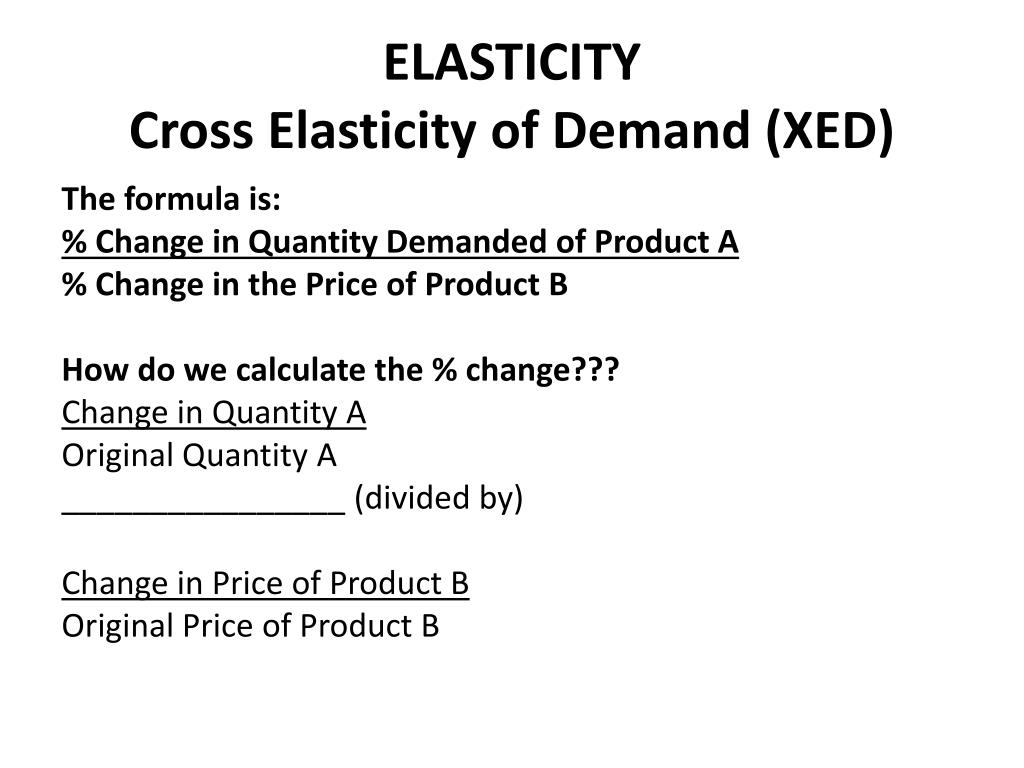 Ppt Hl Marketing Theory Elasticity Powerpoint Presentation Free
