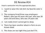 de review 14