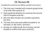 de review 8