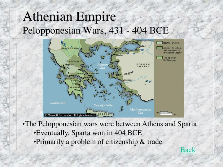 Athenian Empire