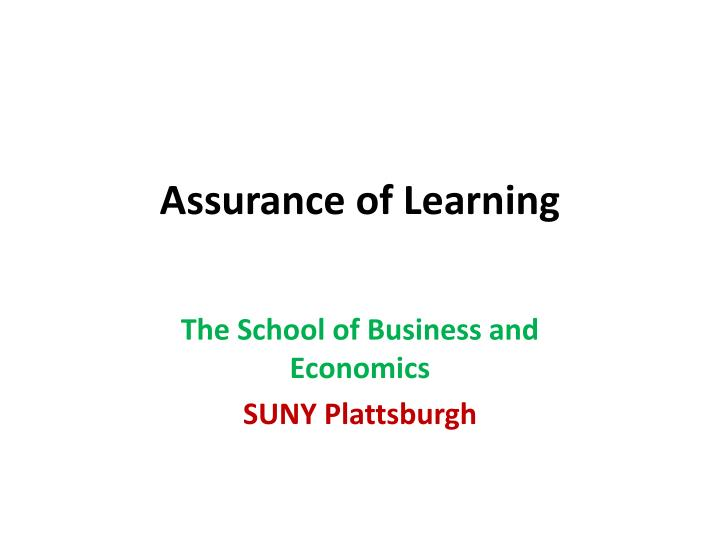 assurance of learning exercises 2 Industry analysis: the external factor evaluation (efe) matrix 80 the competitive profile matrix (cpm) 81 assurance of learning exercises 86 assurance of learning exercise 3a: developing an efe matrix for mcdonald's corporation 86 assurance of learning exercise 3b:the external assessment 86 assurance of learning exercise 3c: developing an efe.