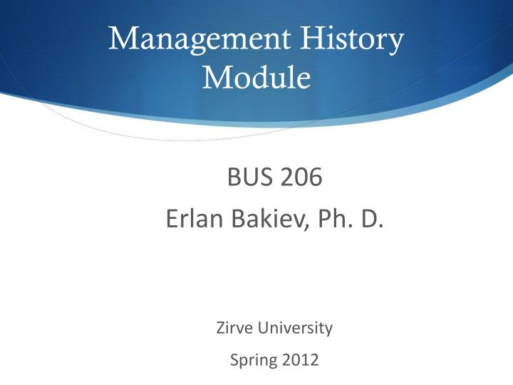 Chapter 2 history of management thought-ppt(1) | motivation | self.