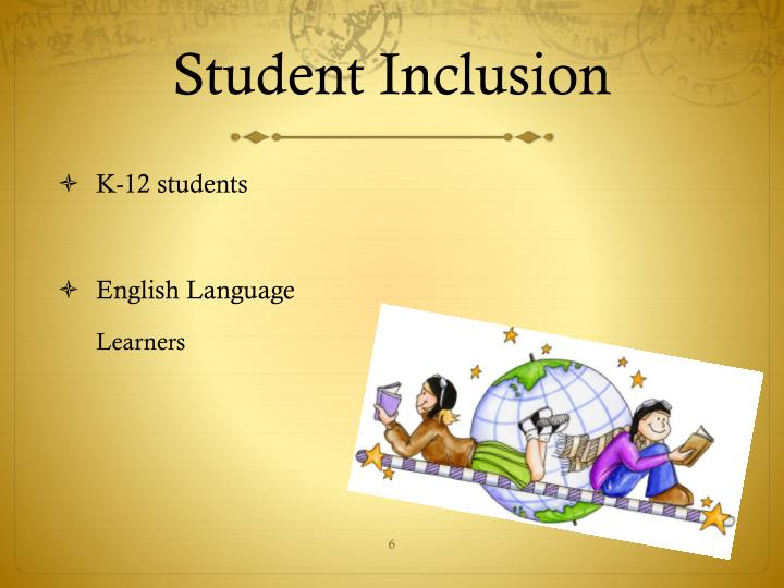 Student Inclusion