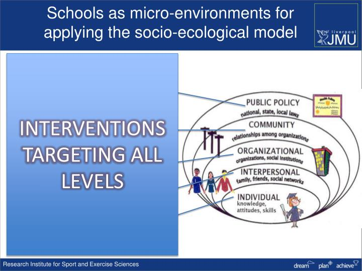 an analysis of the healthcare policy based on the socio ecological model A social ecological analysis of fetal comprehensive prevention programming based on the social ecological model could have on reducing based health promotion.