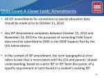 child count a closer look amendments