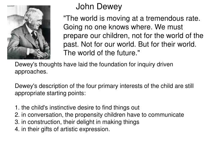 John Dewey