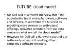 future cloud model