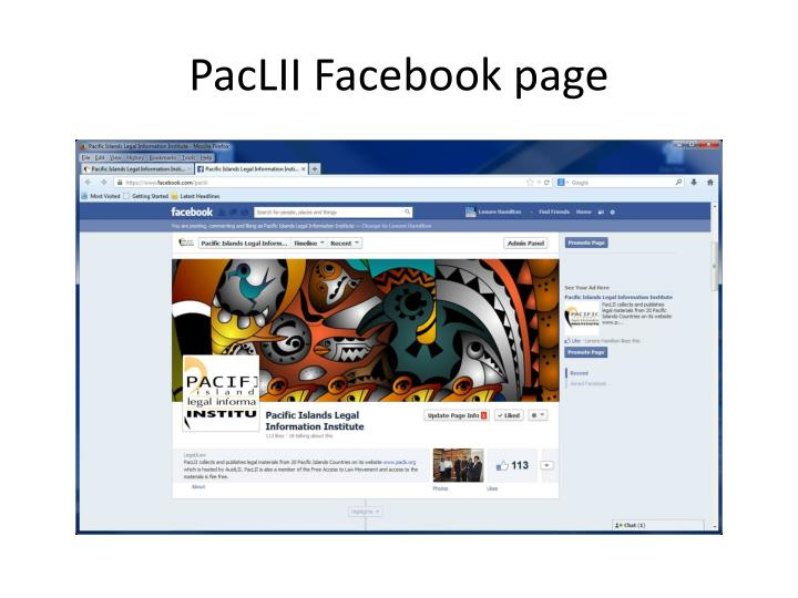 PacLII