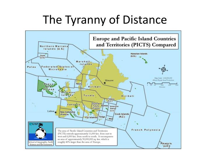The Tyranny of Distance