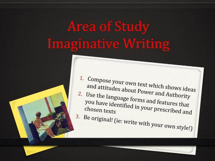 imaginative writting essay Get narrative story writing help for every grade and learn how to write a narrative essay step by step.