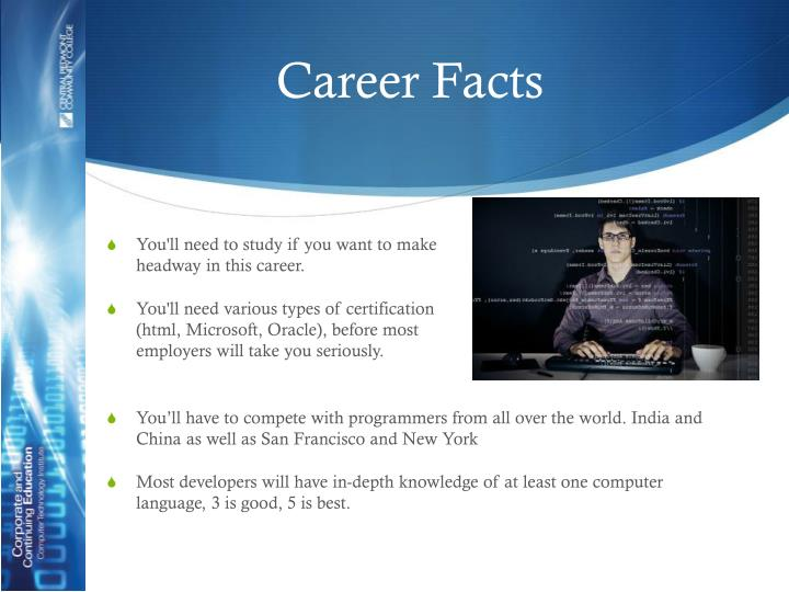 Career Facts