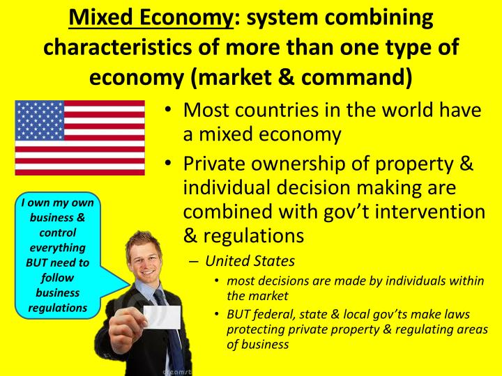 characteristic of malaysia mixed economic system