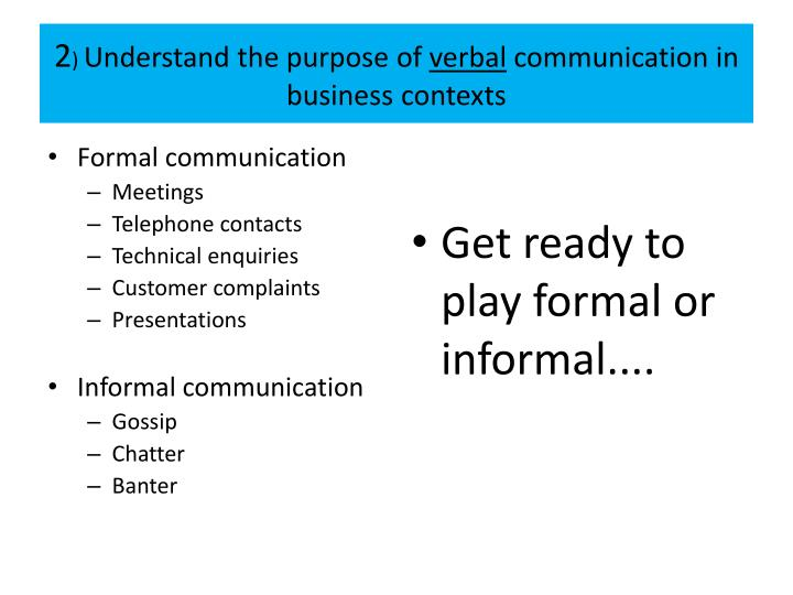 use of nonverbal communication in meetings