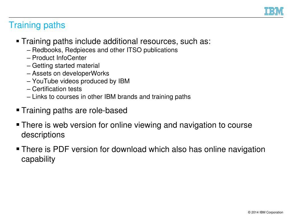 PPT - Education Plan for: - IBM API Management PowerPoint