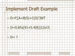 implement draft example10
