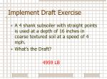 implement draft exercise1