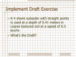 implement draft exercise2