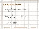 implement power4