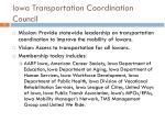 iowa transportation coordination council1