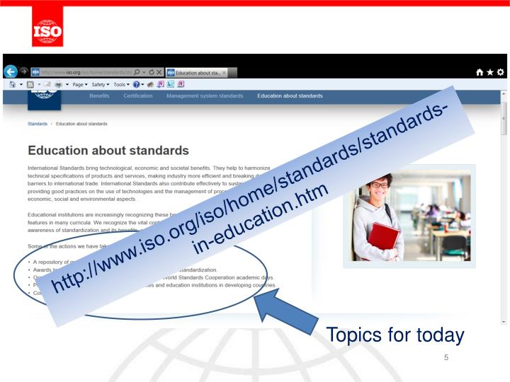 http://www.iso.org/iso/home/standards/standards-in-education.htm