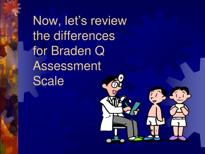 braden q assessment