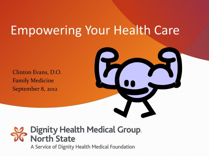 empowering your health care n.