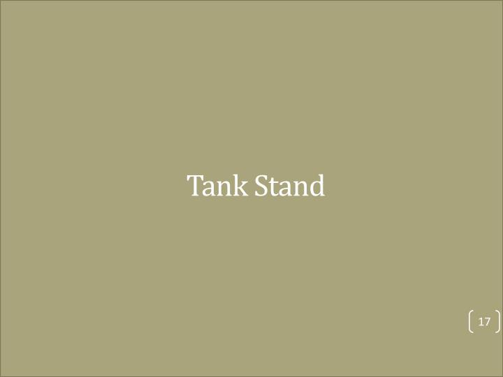 Tank Stand